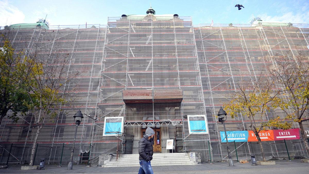 Otvaranjem Narodnog muzeja nije rešen uzrok loše kulturne politike