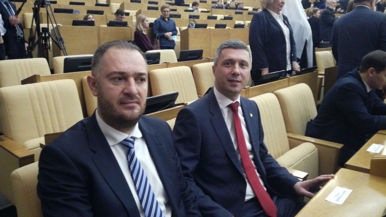 Delegacija Dveri u poseti Ruskoj Federaciji