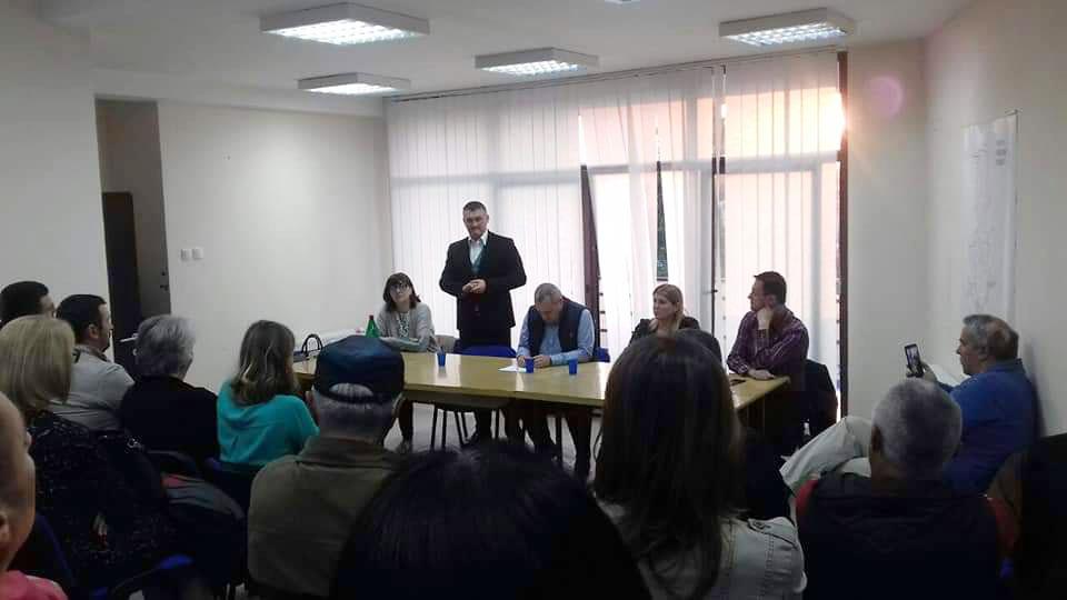 Aleksandar Tanasković i Gordana Marinković Savović govorili na tribini u Požegi