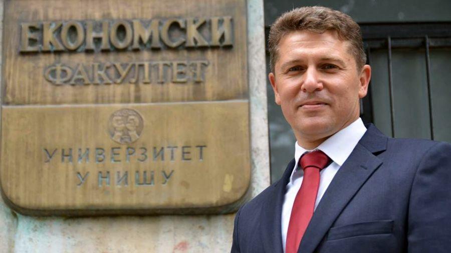dr Predrag Mitrović, intervju Geopolitika