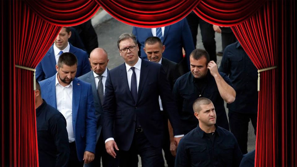 Poseta Vučića Kosmetu – predstava koja nije donela ništa konkretno