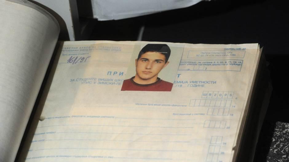 Boško Obradović: Stefanovićev studentski dosije je novi kriminal