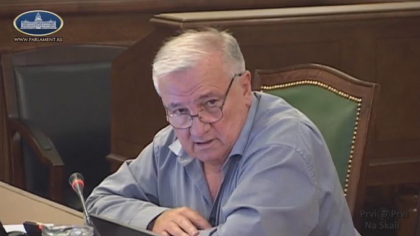 Odbor za poljoprivredu prihvatio inicijativu profesora Ševarlića