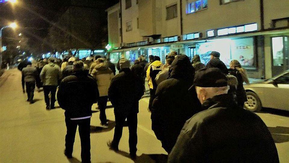 Protesti u Kuršumliji svakog četvrtka
