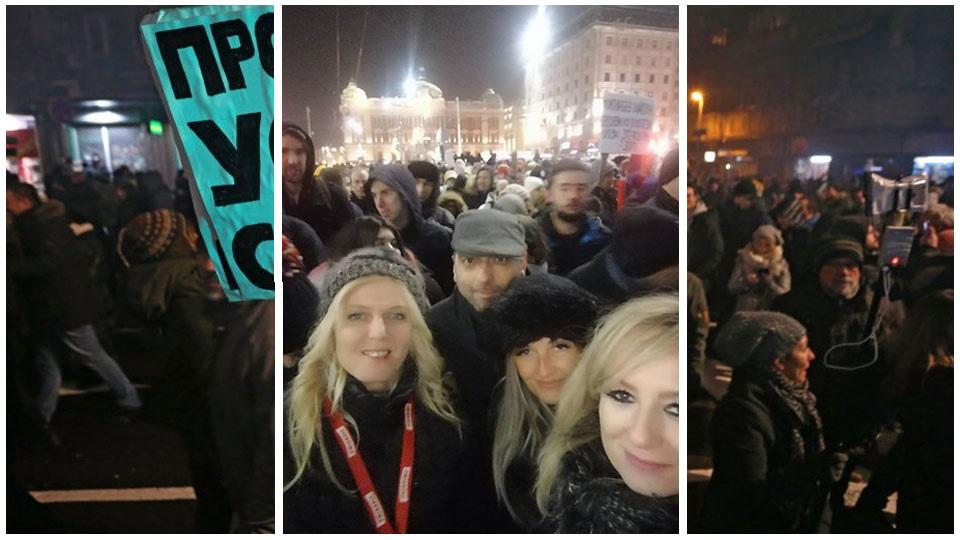 Dragana Trifković: Bauk protesta kruži Srbijom