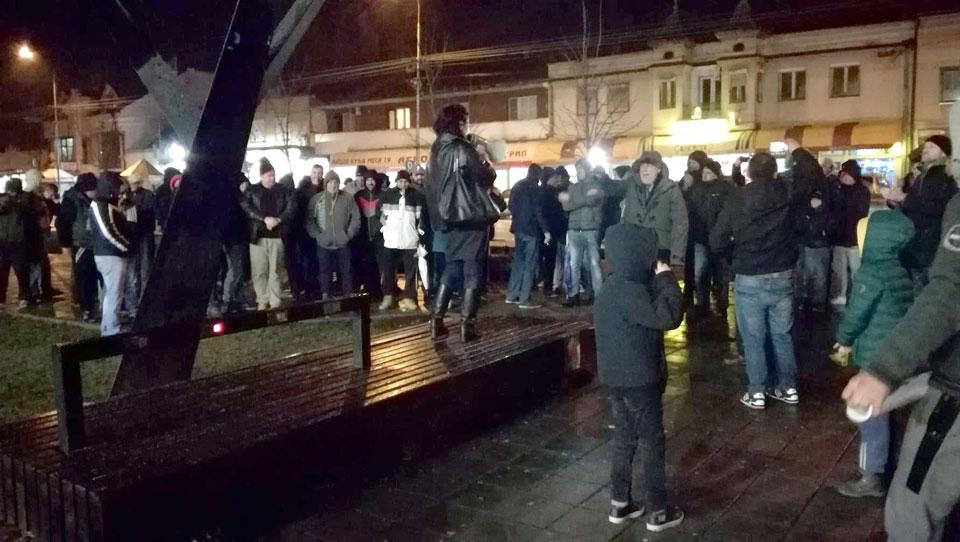 Prvi protest u Bogatiću, govorila Tamara Milenković Kerković