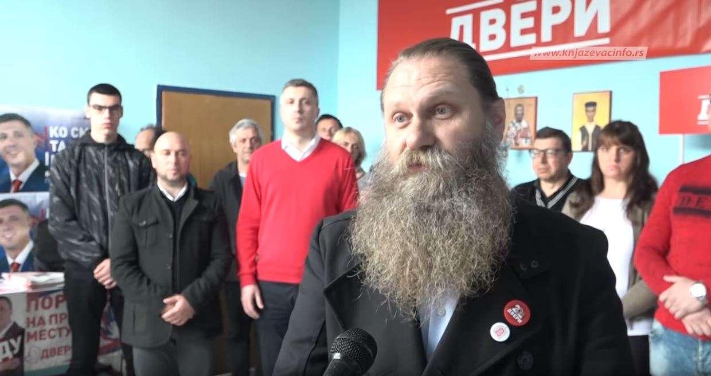 Osuđujemo brutalno nasilje nad opozicijom u Knjaževcu