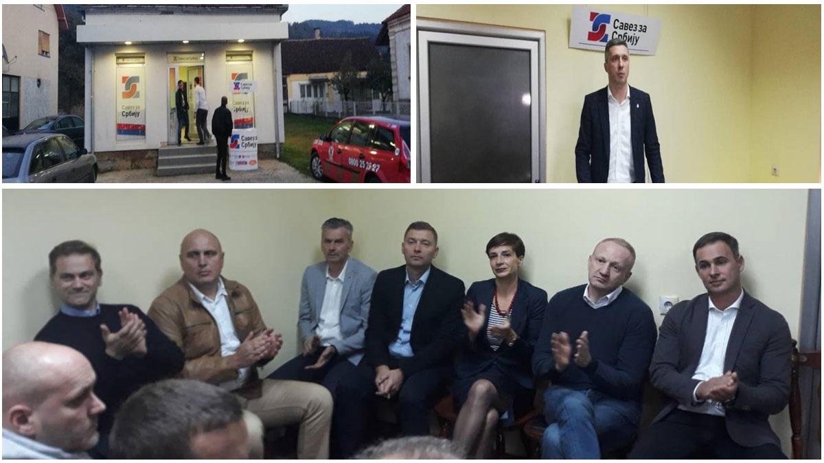 Savez za Srbiju u Kotraži (Lučani): Investirati u poljoprivredu i zaustaviti prodaju resursa