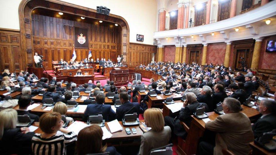 Predsedništvo Dveri: Tražimo hitnu sednicu Narodne skupštine na temu KiM