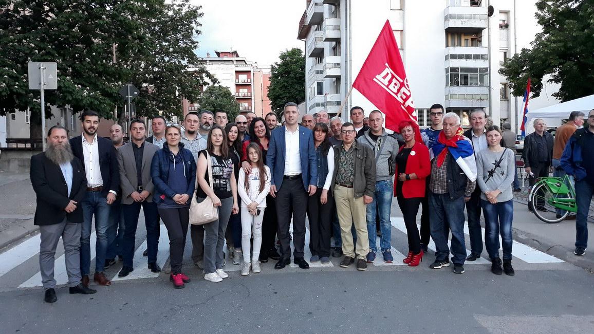 """""""Slobodna zona"""" u Knjaževcu: Krvave košulje ne smeju postati zastava Srbije"""
