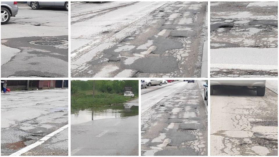 Dragan Dželetović: Smederevske ulice su slika i prilika raspale gradske vlasti