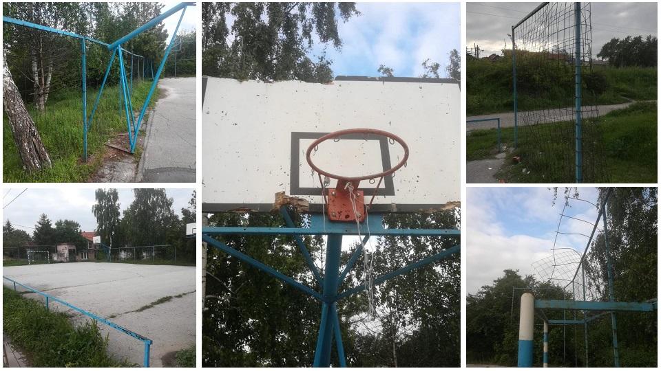 Zašto su sportska igrališta u Smederevu zapuštena i ruinirana