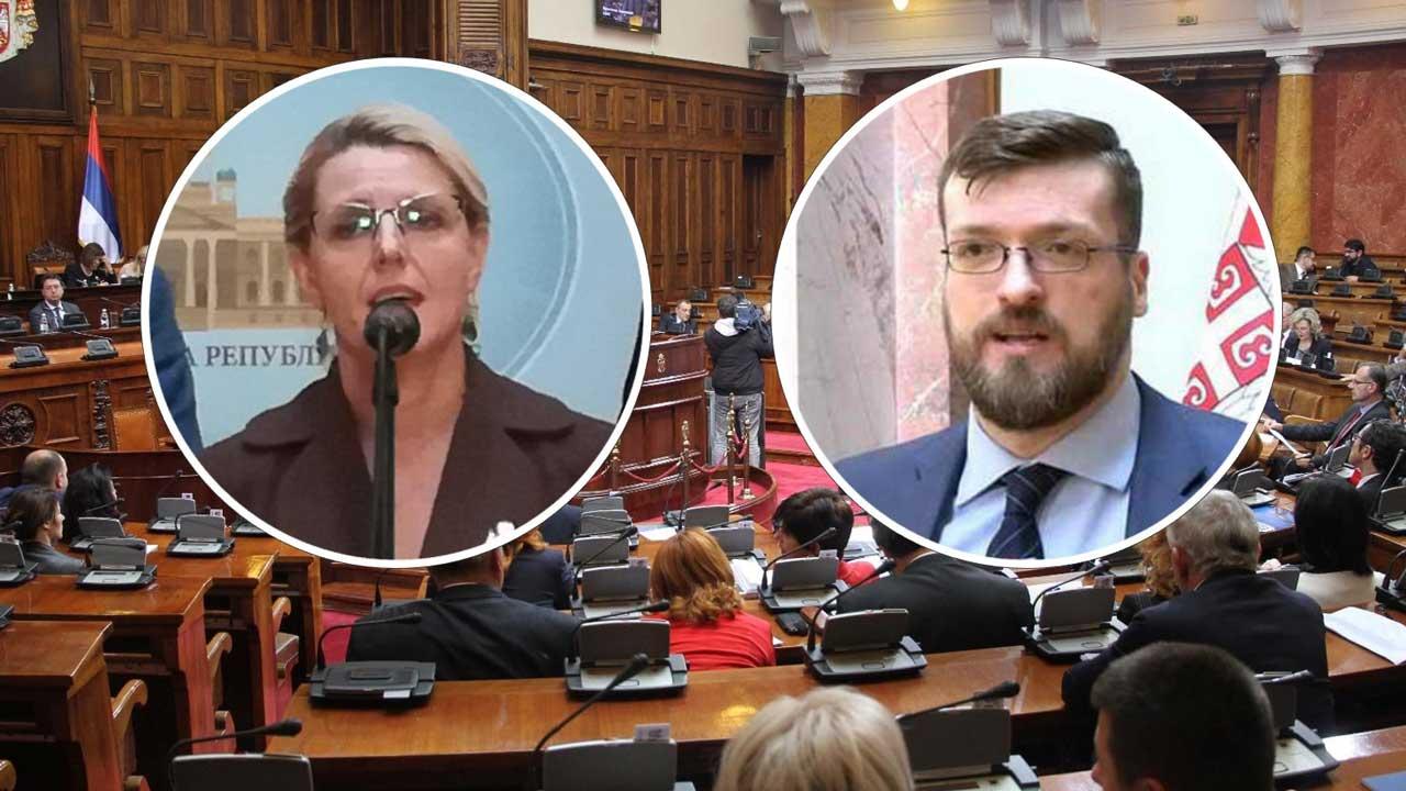 Tribina Dveri Beograd: Vratimo parlament narodu