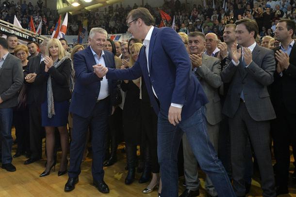 Obradović: Stidećete se što ste bili članovi SNS-a i odreći ćete se i Vučića