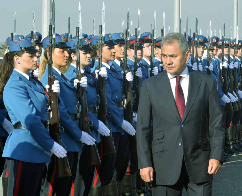 Sergej Šojgu - veliki prijatelj srpskog naroda