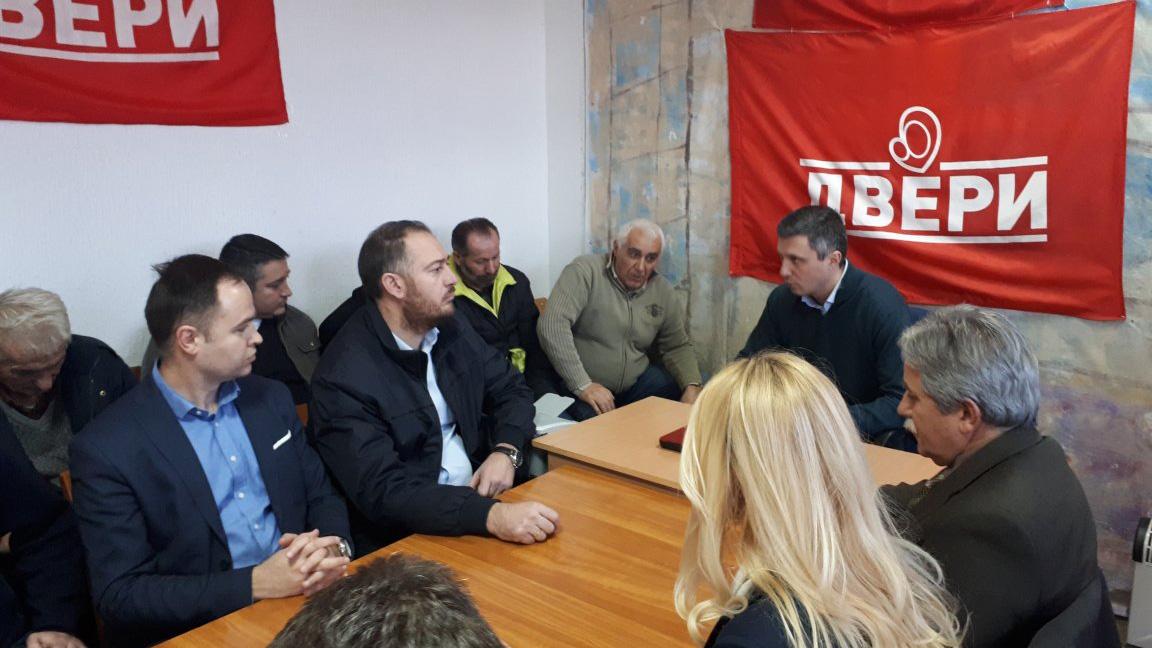 Predsedništvo Dveri potvrdilo stavove o KiM na sednici u Gračanici