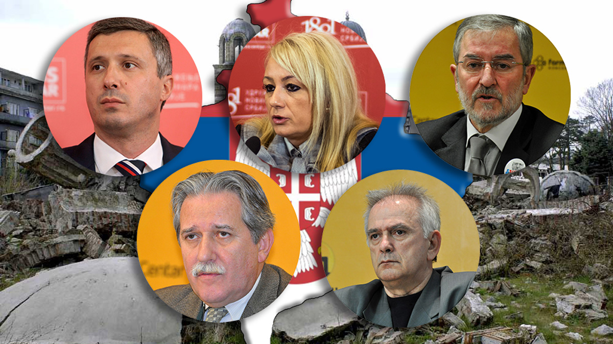 """Tribina u Nišu: """"Kosovo – neotuđivi deo Srbije"""", 24. januar 2018. od 18č"""