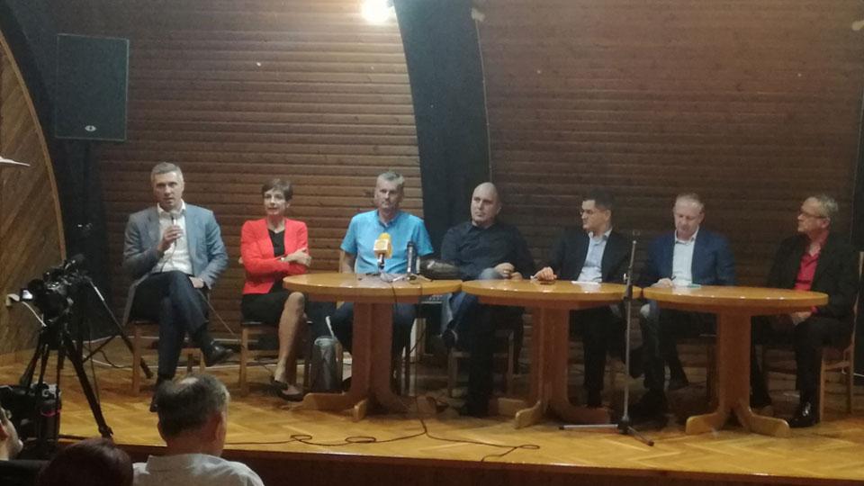 Savez za Srbiju- Energija promena pobediće strah u Srbiji