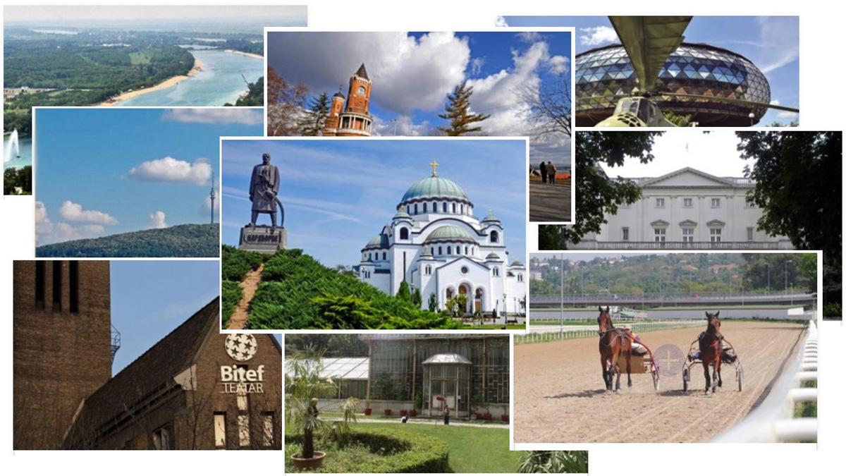 Turistički potencijali Beograda nisu iskorišćeni