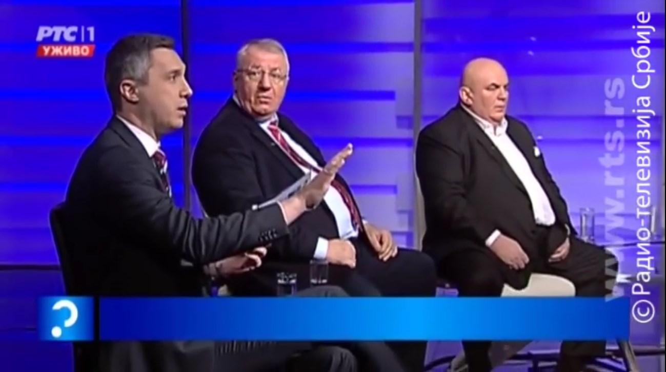 (VIDEO) Upitnik: Obradović, Šešelj, Palma i Šapić