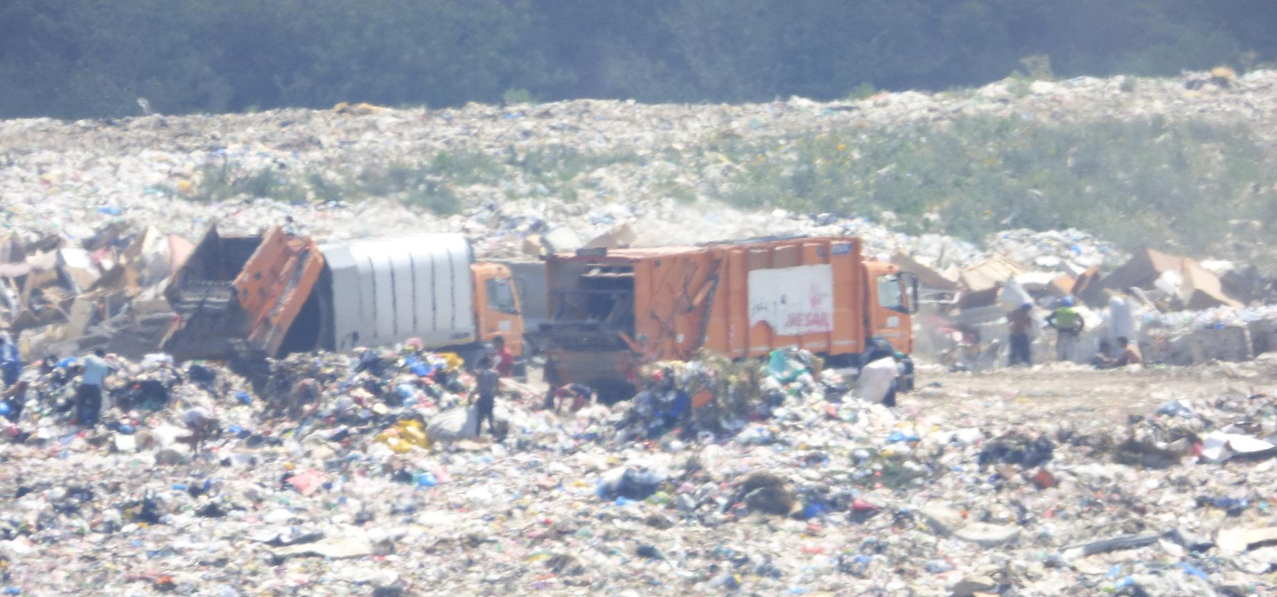 Dveri Beograd: Deponija u Vinči zagađivač Dunava
