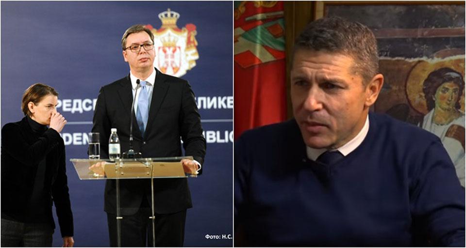 dr Predrag Mitrović: Narod neće podelu Kosova i Metohije