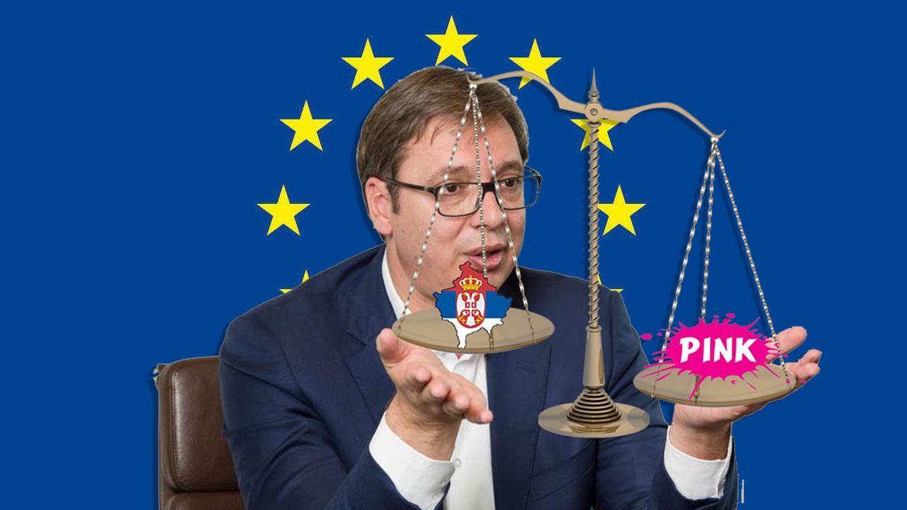 Boško Obradović: Vučić će dati Kosovo ali ne da Pink
