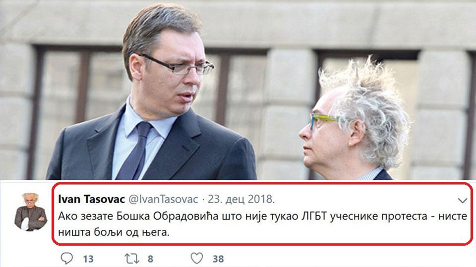 Tasovac je uspešno ispunio dug prema svom predsedniku