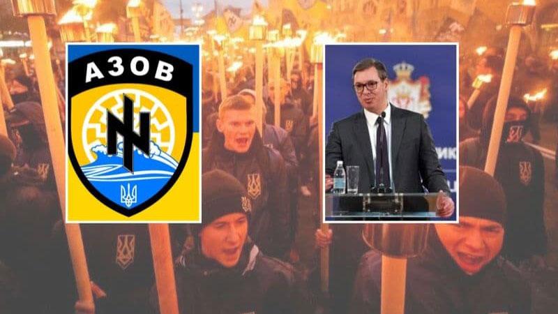 Vučić i režimski mediji koriste ukrajinsku crnu propagandu za obračun sa srpskom opozicijom
