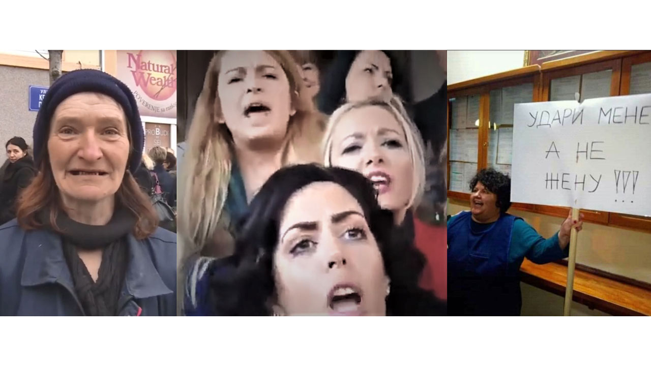 Savet žena Dveri: Osuđujemo zloupotrebu žena od strane SNS
