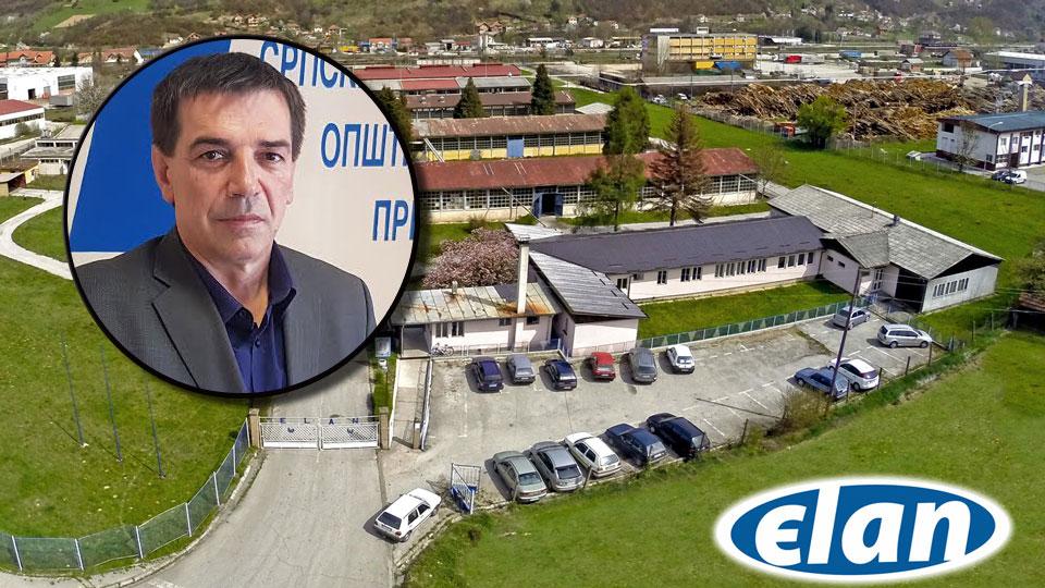 """Prijepolje: Vlast se obrukala o preduzeće """"Elan"""""""