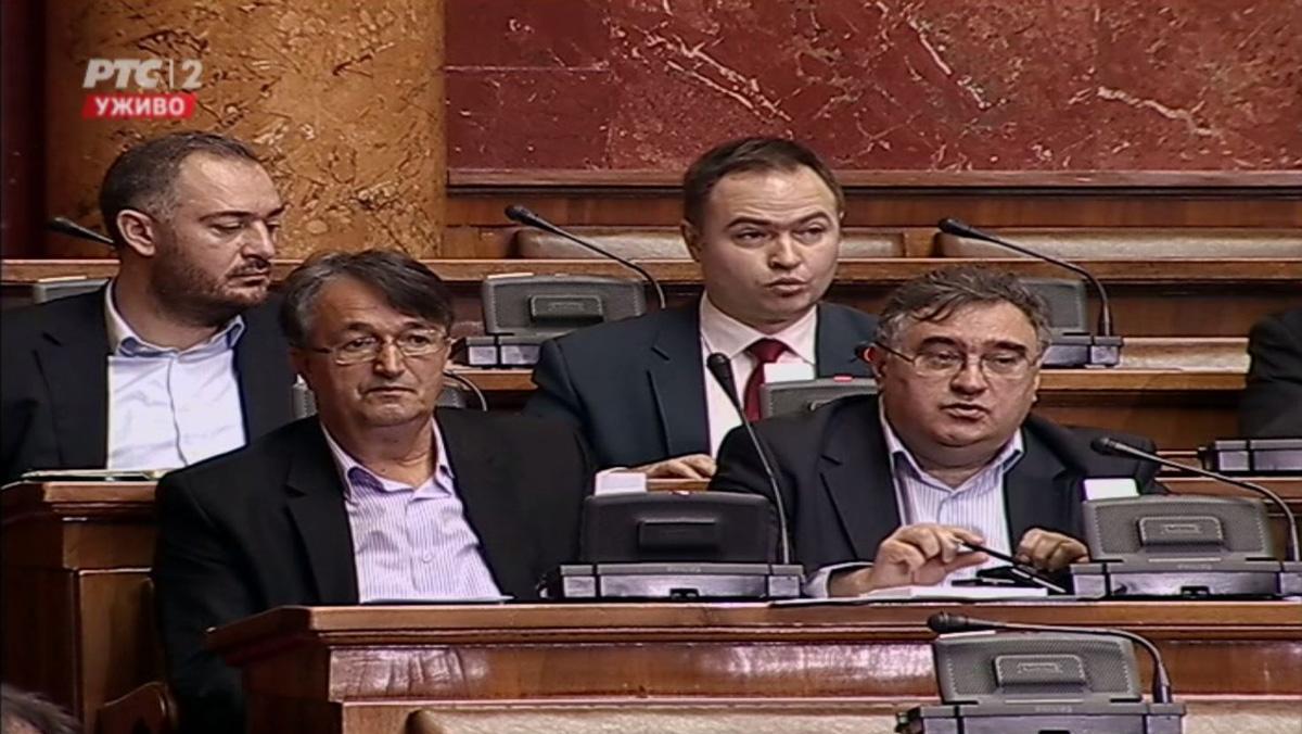 Radojičić: Vučić sa agentima CIA radio na hapšenju srpskog heroja?