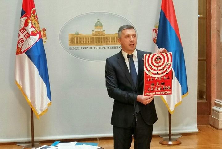 Бошко Обрадовић: Ко је нова Дијана Хркаловић и ко су нови криминални кругови у окружењу министра полиције