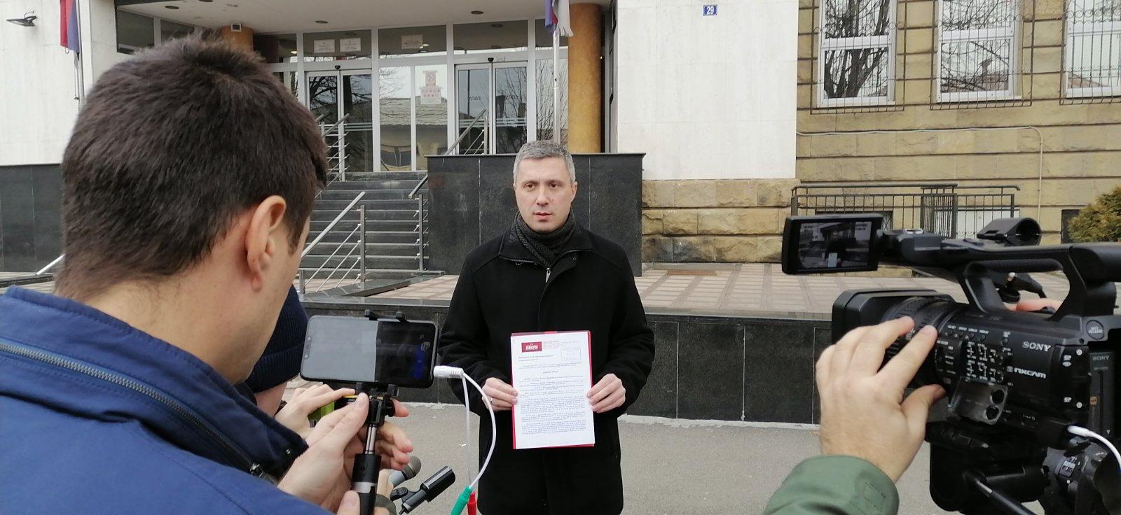 Бошко Обрадовић: Стефановићима не гине робија кад-тад