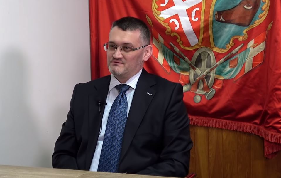 "Александар Танасковић гост емисије ""У центру"""