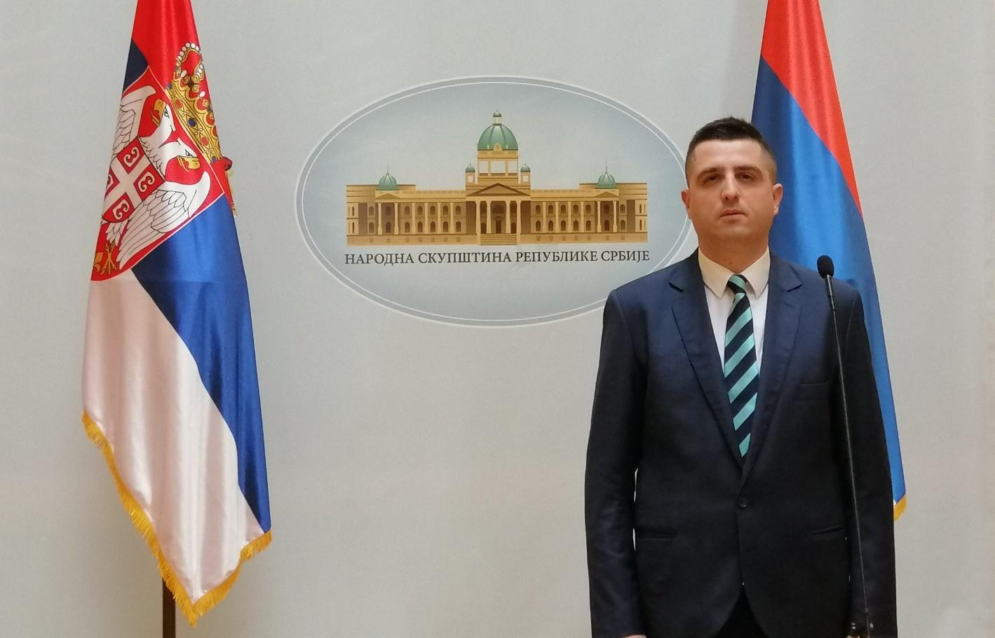 Радош Пејовић: Одговор ЛСВ-у поводом напада на Бошка Обрадовића