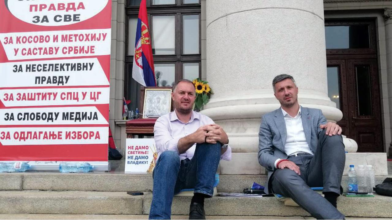 Бошко Обрадовић за Слово: Србија је заробљена држава