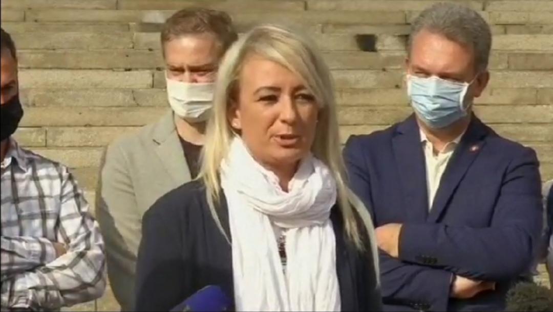 Драгана Трифковић: Ово је бунт против криминалног режима, Вучић изазива насиље