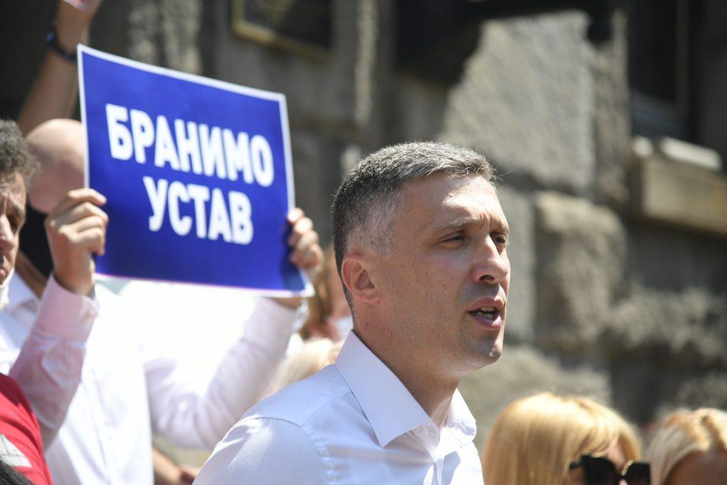 Двери о формирању Удружене опозиције Србије: Поздрављамо, али нисмо хтели у савез који нема јасан програм