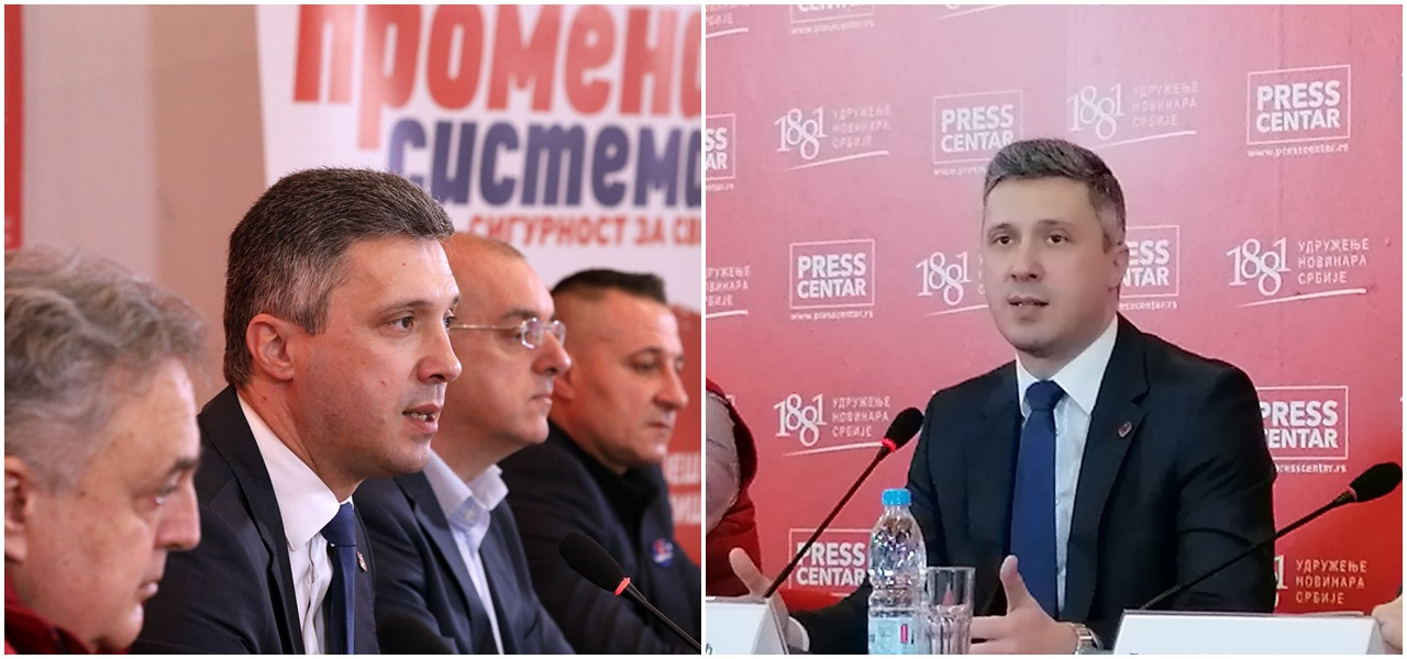 Бошко Обрадовић: Промена система – једино решење за спас Србије