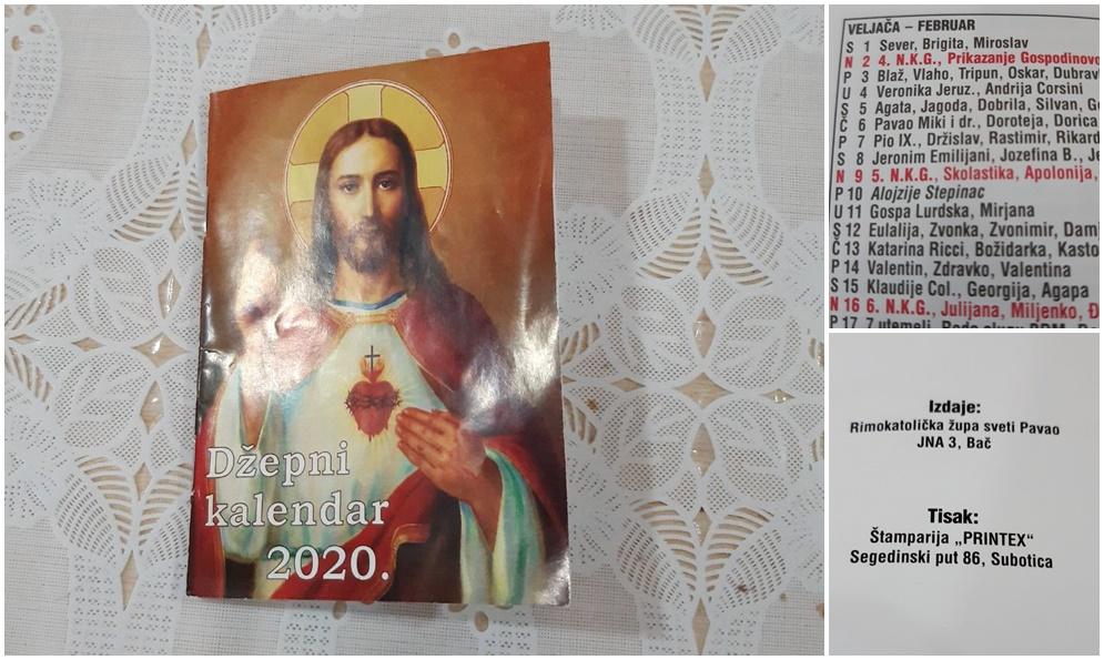 Савет жена Двери: Откуд Степинац у календару светих у Суботици