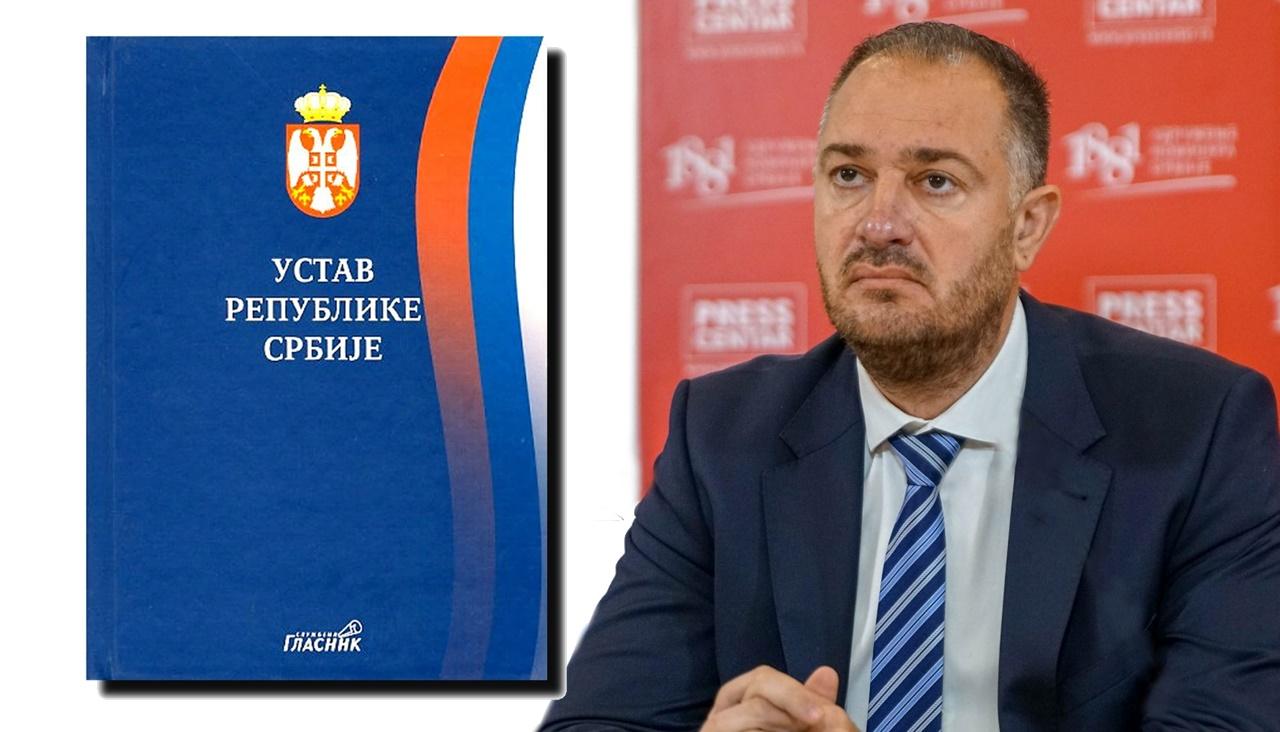 Мр Иван Костић: Власт не сме да прави компромисе око Косова и Метохије зарад опстанка на власти