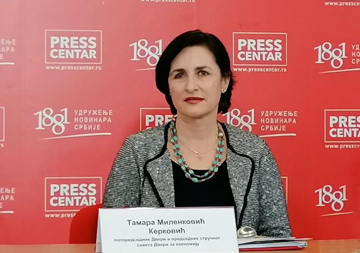 Проф. др Тамара Миленковић Керковић: Од анти-града до Ниша само променом система